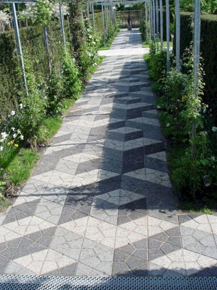 Modern Paving Stone Design 9