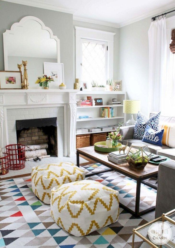 Bright Home Decor Ideas 22