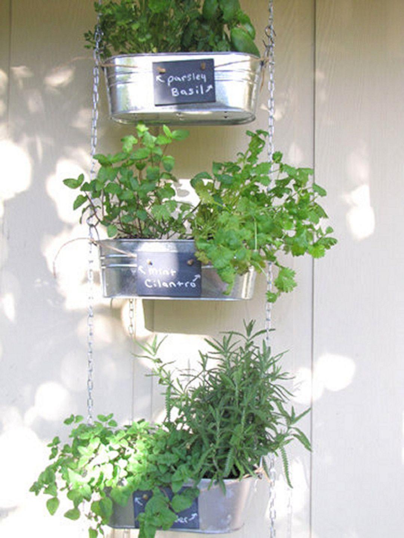 DIY Indoor Herb Garden 19