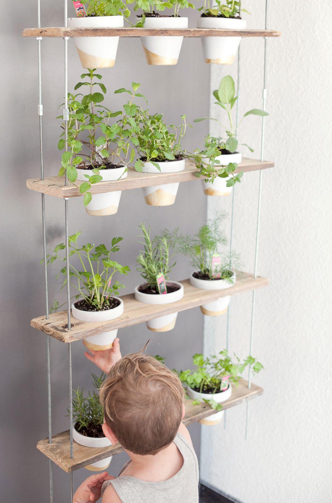 DIY Indoor Herb Garden 20