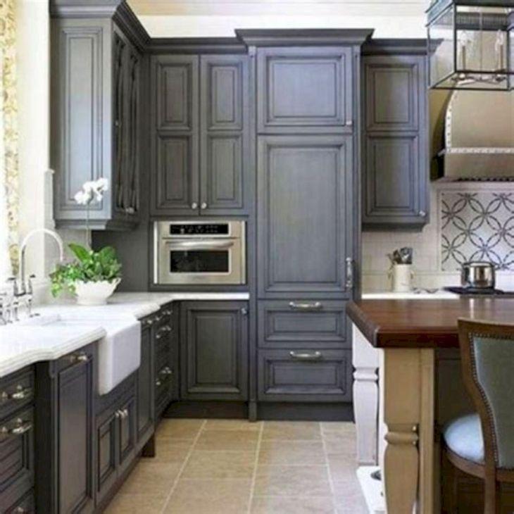 Grey Kitchen Design Ideas 3