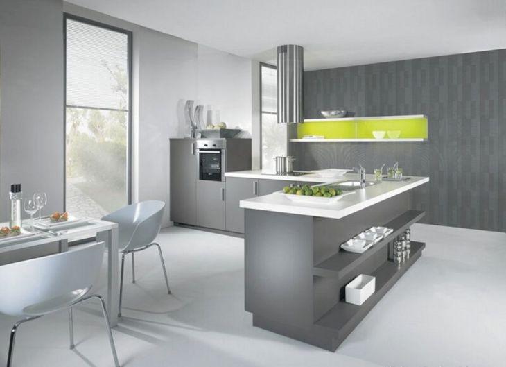 Grey Kitchen Design Ideas 5