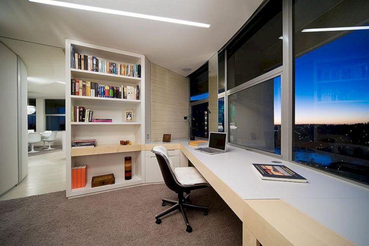 Modern Home Office Ideas 18
