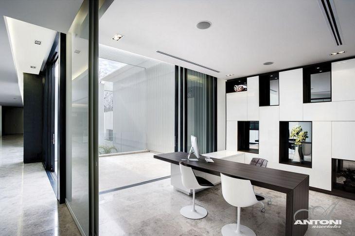 Modern Home Office Ideas 19