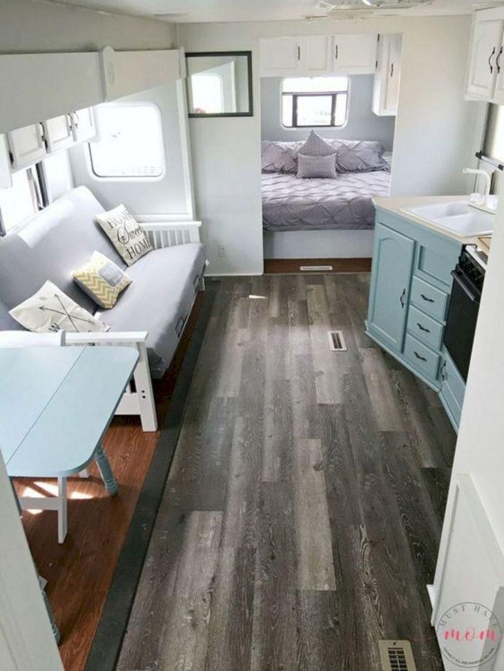 RV Living Renovation Camper Design