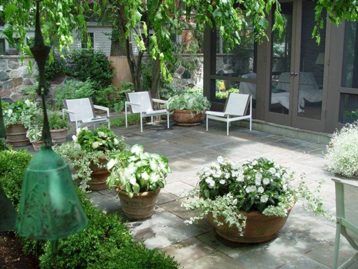 White Garden Design 21