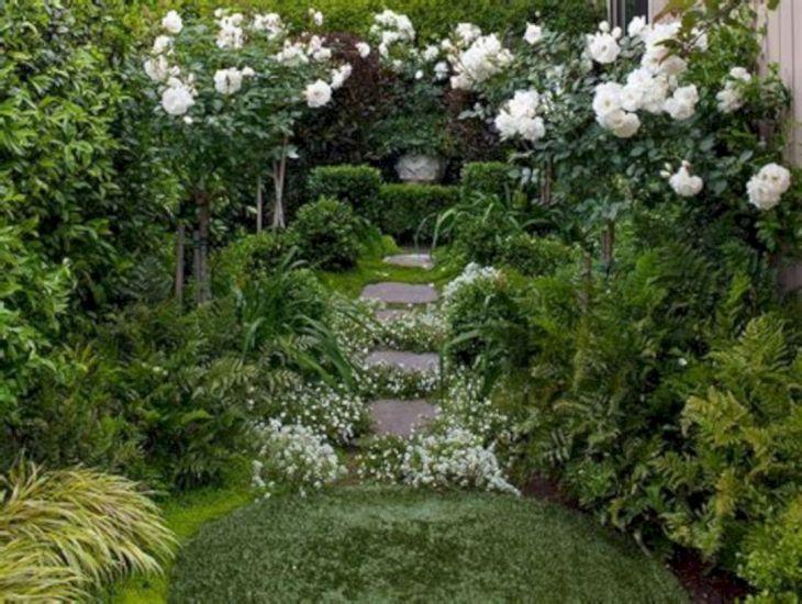 White Garden Design 6