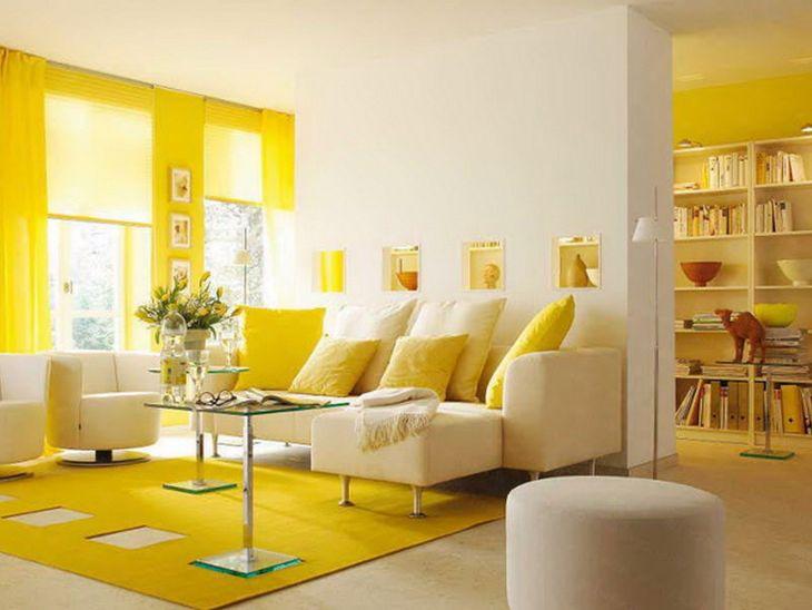 Yellow Home Decor Ideas 7