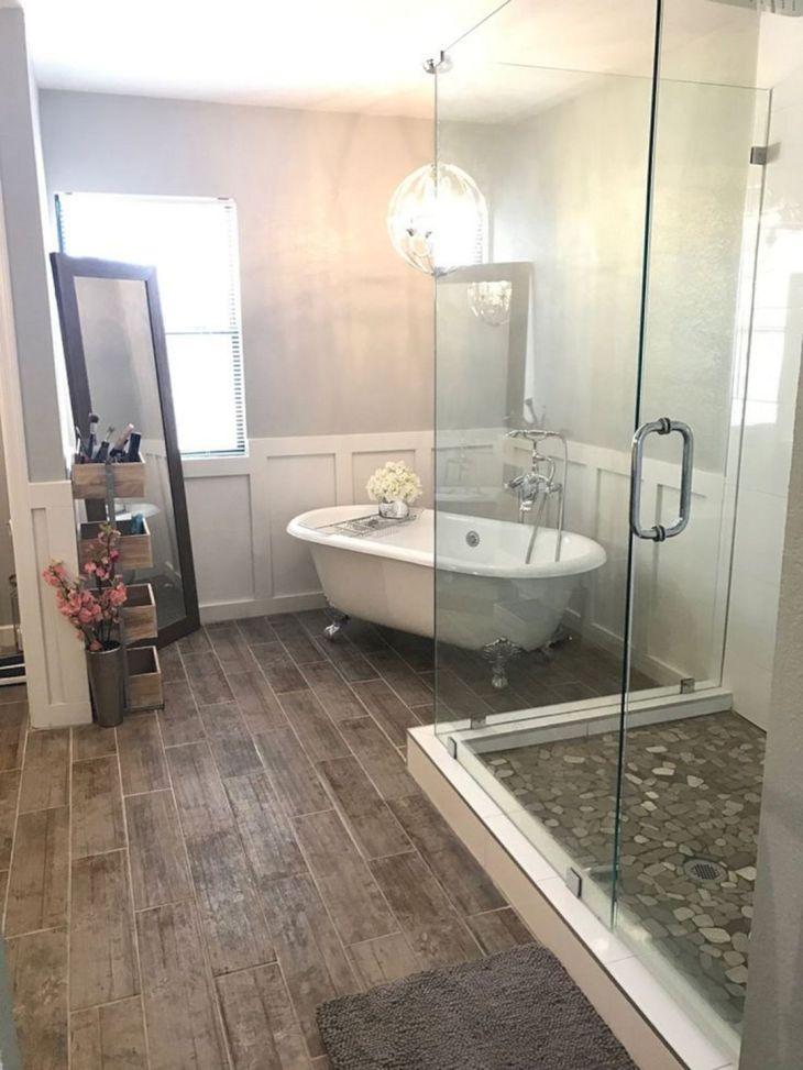 Best DIY Master Bathroom Ideas Remodel On a Budget 23