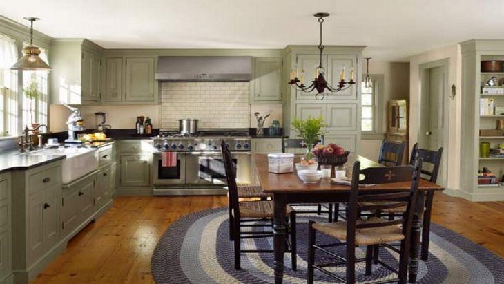 Farmhouse Kitchen Design Ideas 15