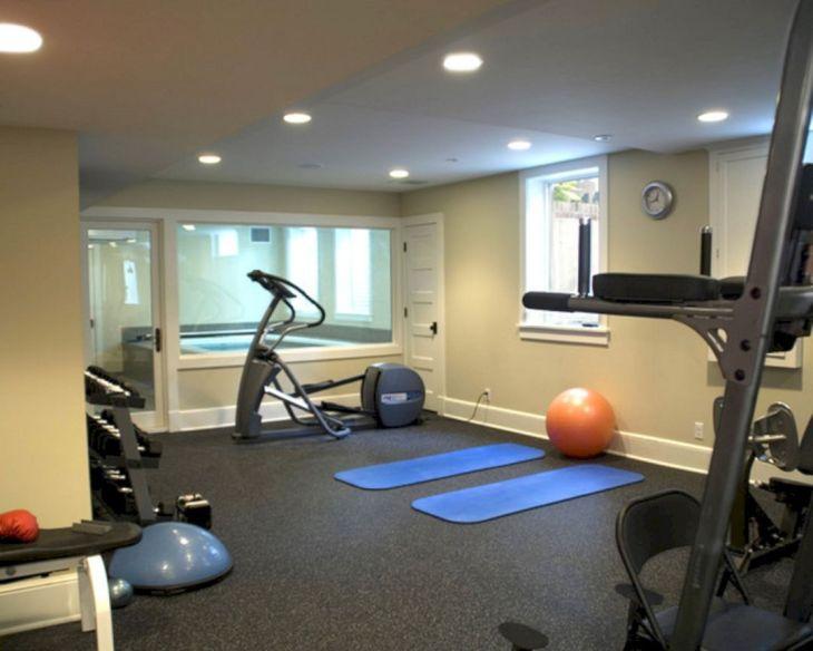 Home Gym Design Ideas 2