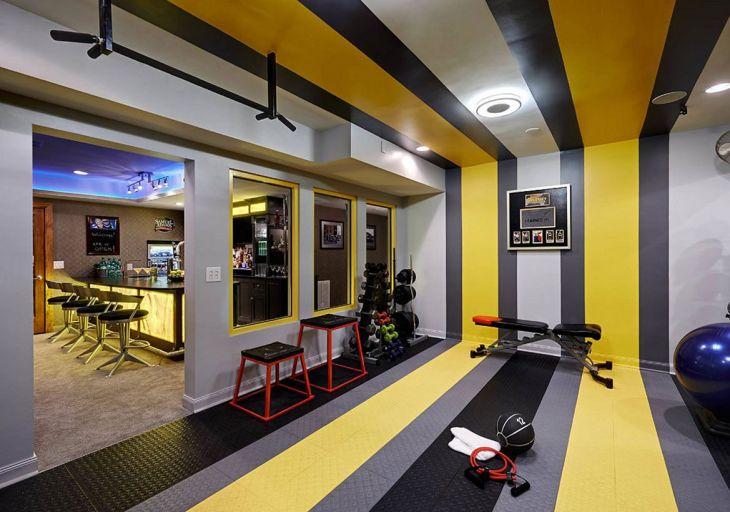 Home Gym Design Ideas 21