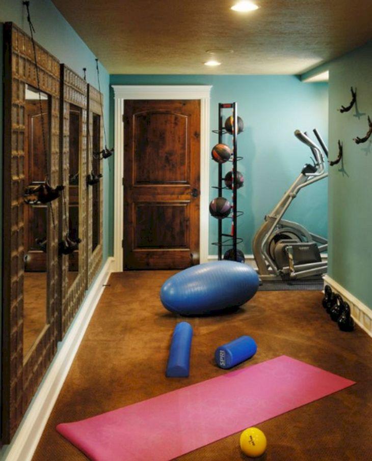 Home Gym Design Ideas 5