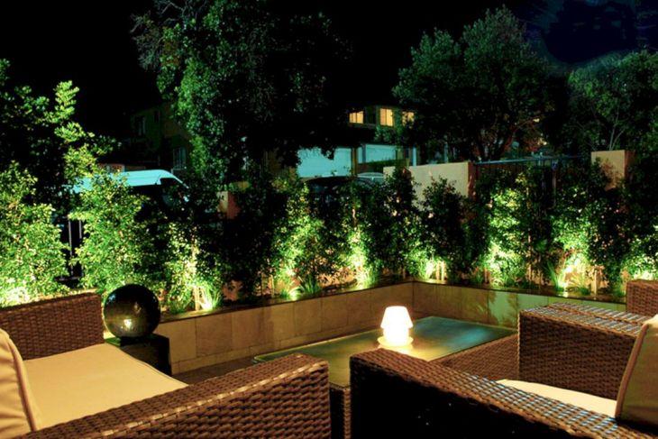 Inspirational Garden Lighting Design 16