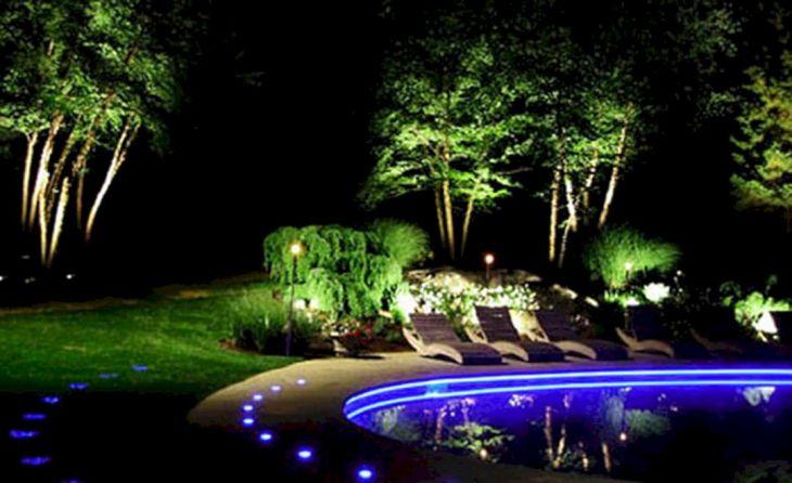 Inspirational Garden Lighting Design 31