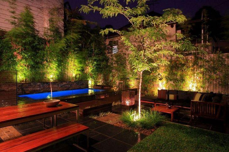 Inspirational Garden Lighting Design 32