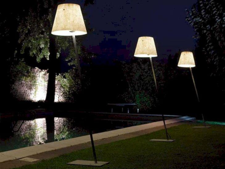 Inspirational Garden Lighting Design 35