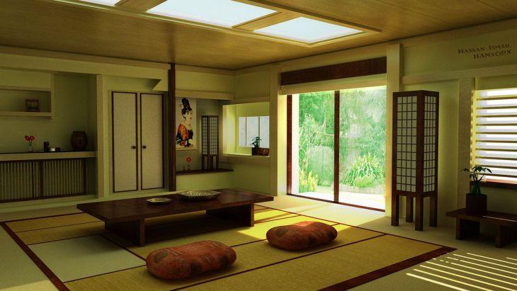 Japanese Home Decor Design 18