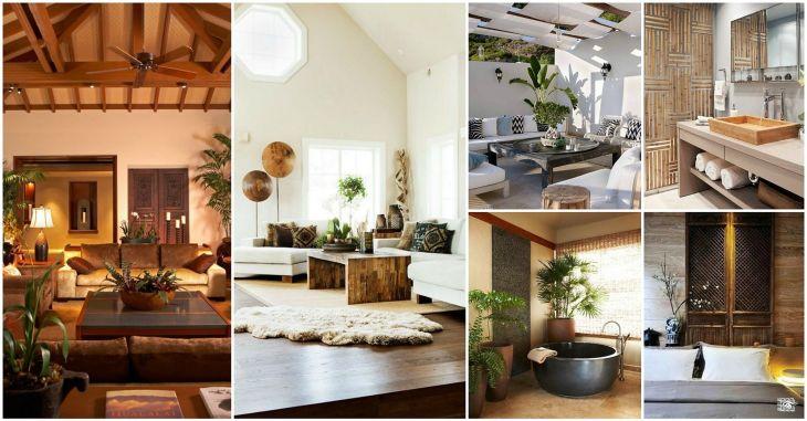 Japanese Home Decor Design 23