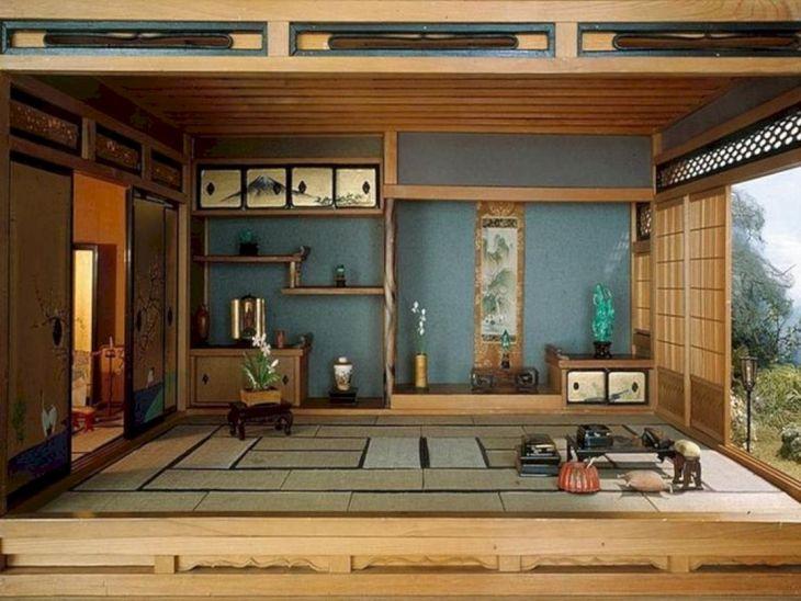 Japanese Home Decor Design 37