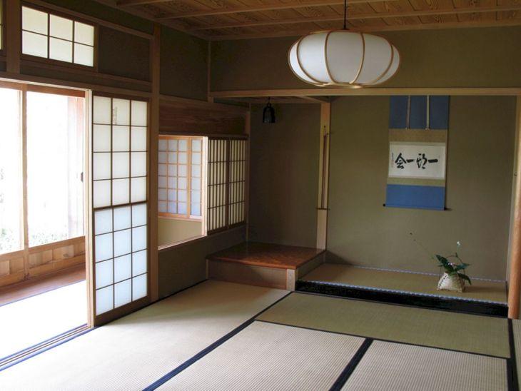 Japanese Home Decor Design 38