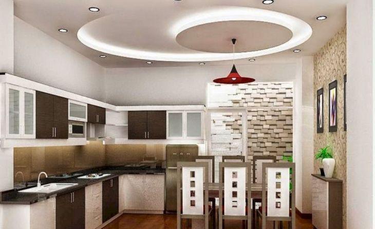 Modern Kitchen Ceiling Design Ideas 12