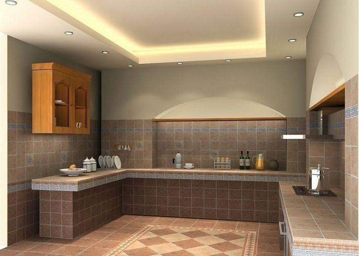 Modern Kitchen Ceiling Design Ideas 16