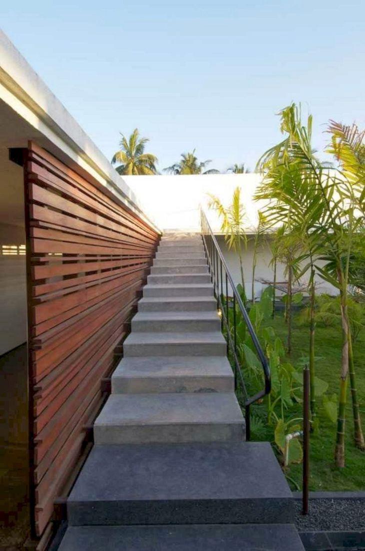 Outdoor Stairway Ideas 126