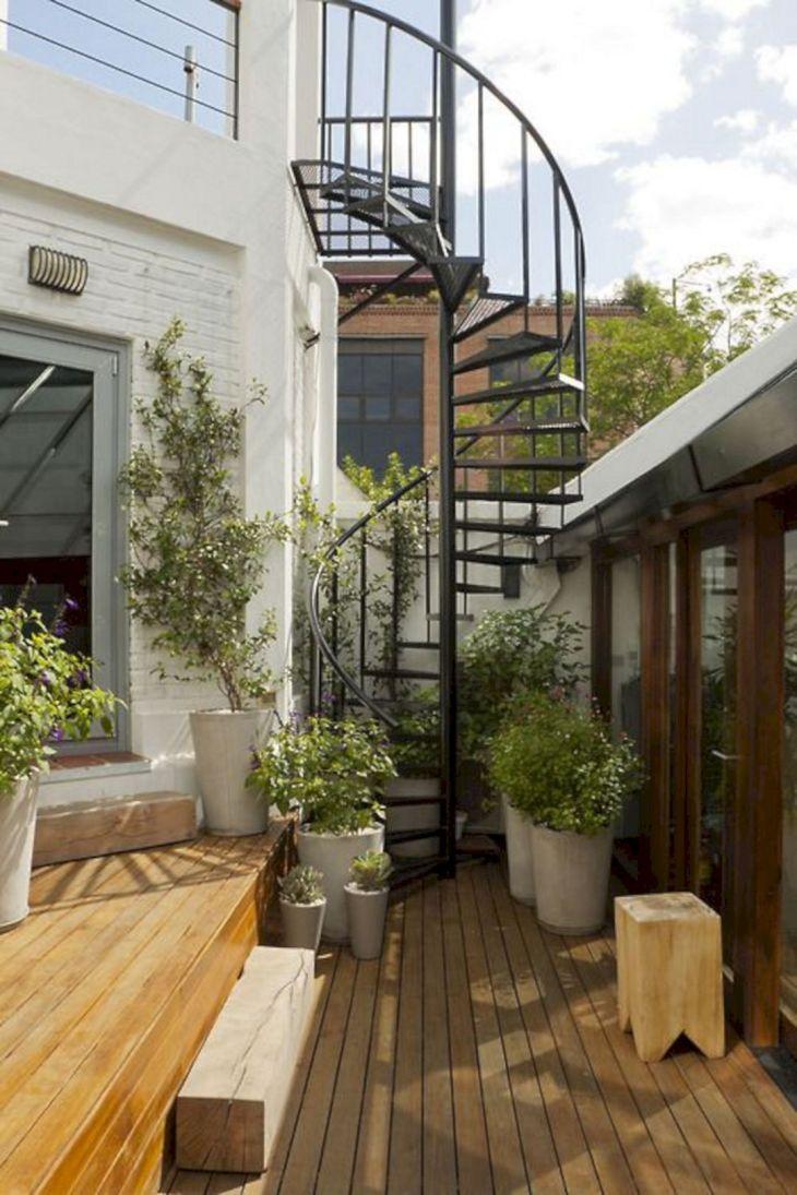 Outdoor Stairway Ideas 130