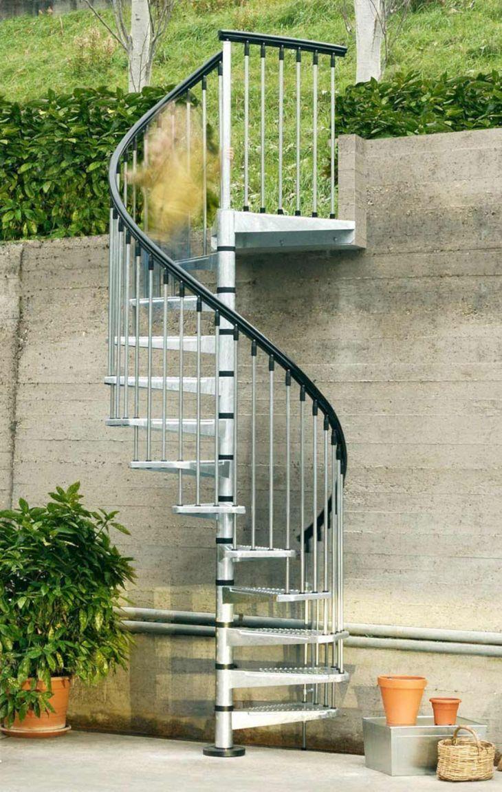 Outdoor Stairway Ideas 14