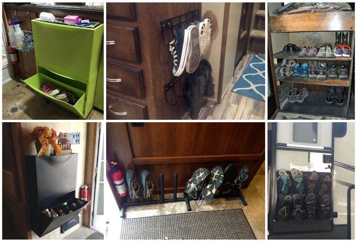 RV Kitchen Storage Design Ideas 11