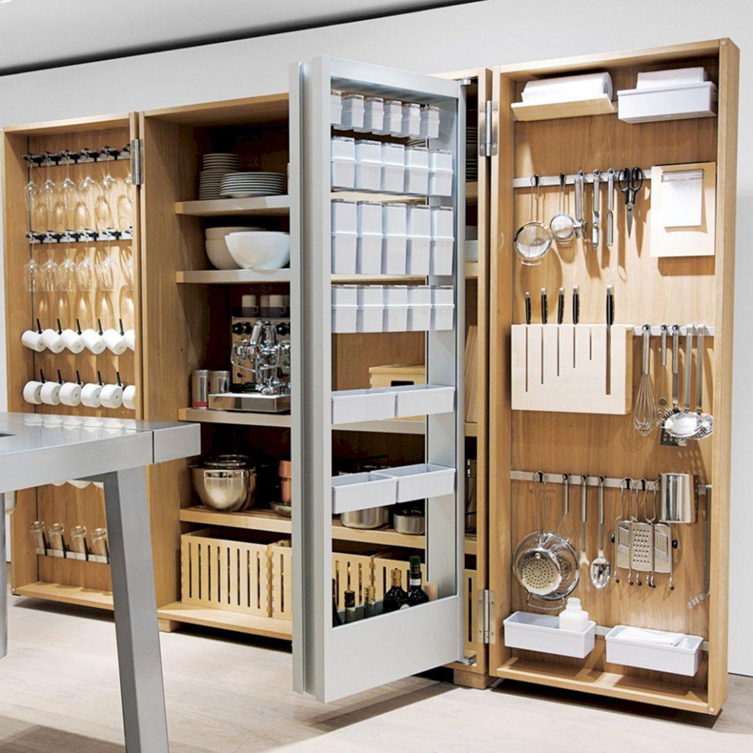 RV Kitchen Storage Design Ideas 16 – DECOREDO