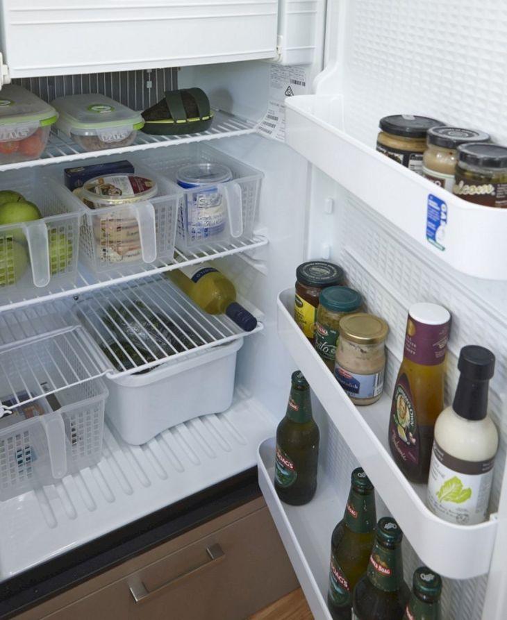 RV Kitchen Storage Design Ideas 18