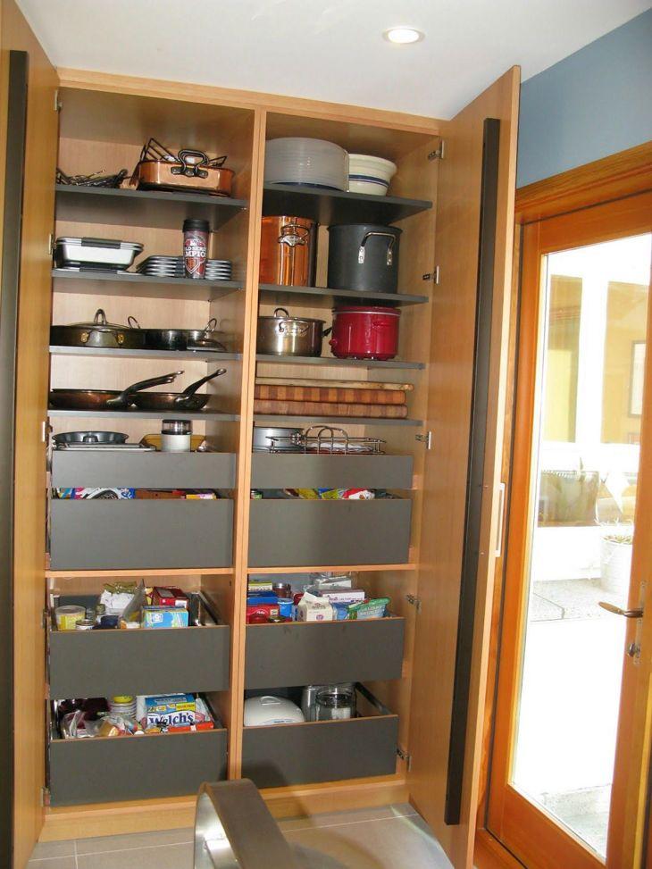 RV Kitchen Storage Design Ideas 22