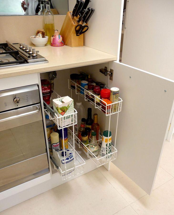 RV Kitchen Storage Design Ideas 7