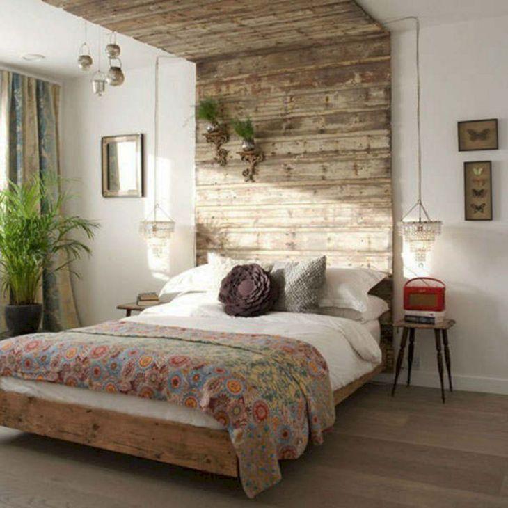 Ructic bedroom decoration ideas