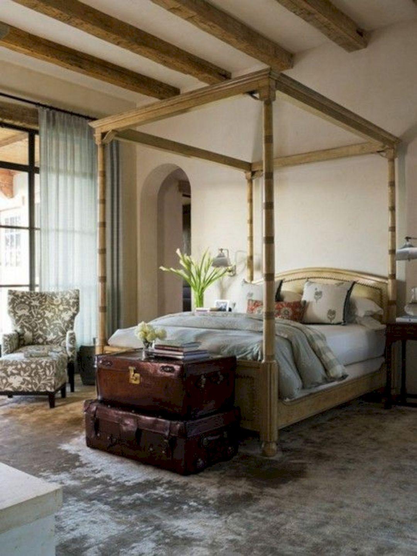 Rustic bedroom decorations ideas