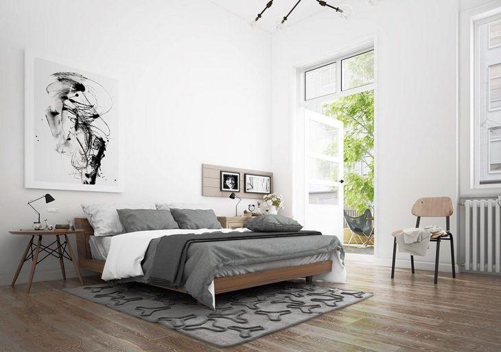 Scandinavian Bedroom Decorating Ideas 10