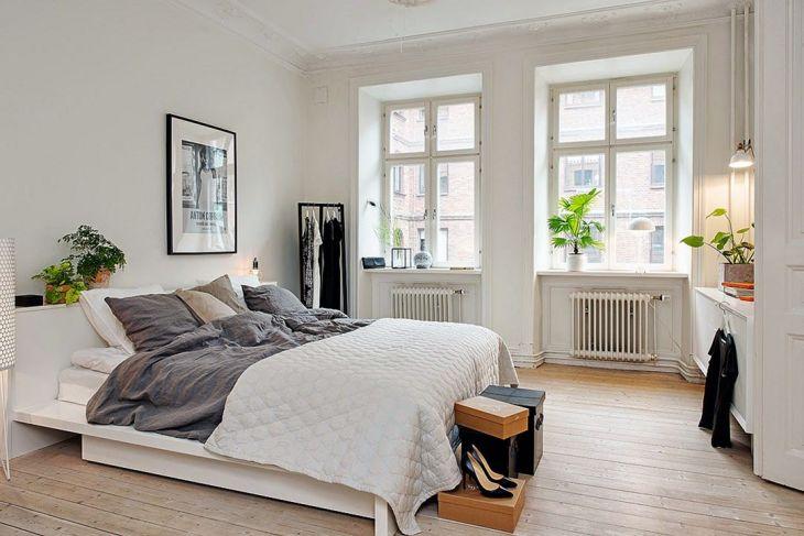 Scandinavian Bedroom Decorating Ideas 16