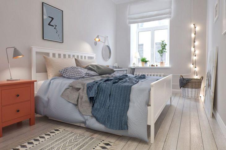 Scandinavian Bedroom Decorating Ideas 25