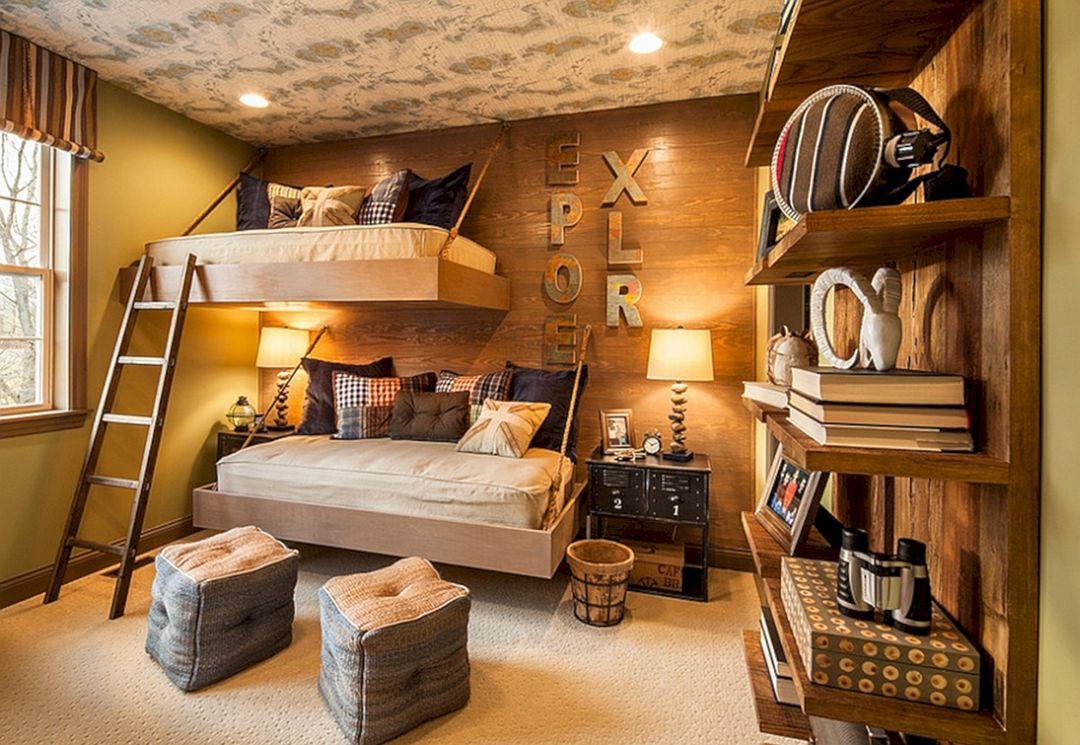 Space saving bedroom ideas