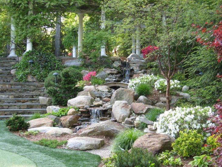 Beautiful Rock Garden 150