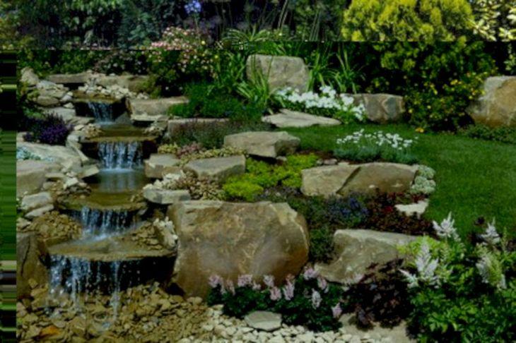 Beautiful Rock Garden 270