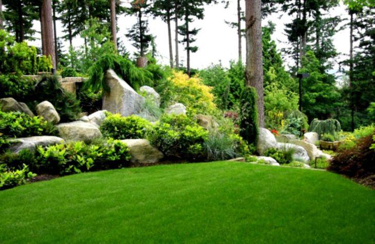 Beautiful Rock Garden 70