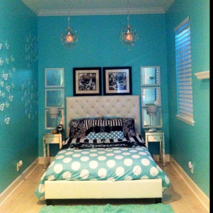 Blue Girls Bedroom Ideas 013