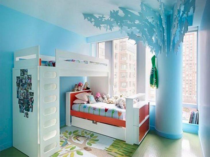 Blue Girls Bedroom Ideas 02
