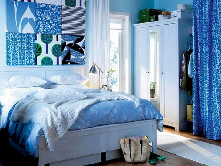 Blue Girls Bedroom Ideas 021