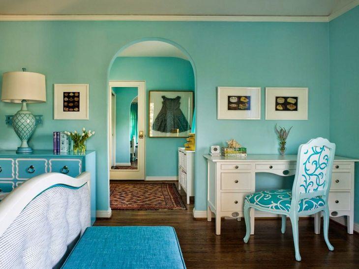 Blue Girls Bedroom Ideas 03