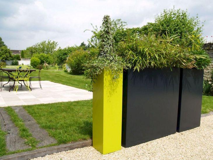 Contemporary Outdoor Planters Ideas 21