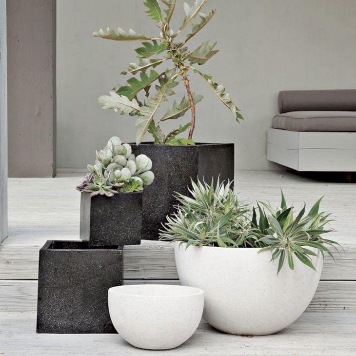 Contemporary Outdoor Planters Ideas 24